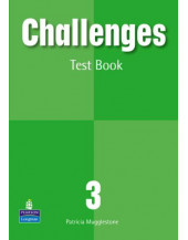 Challenges Test Book 3 Level