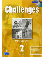 Challenges Workbook 2 and CD-Rom Pack