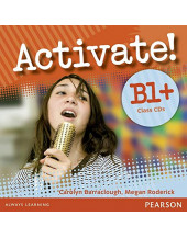 Activate! B1+; Class CD 1-2