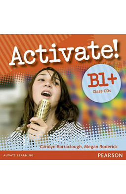 Activate! B1+; Class CD 1-2