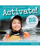 Activate! B2: Class CDs 1-2