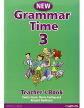 Grammar Time Level 3 Teachers Book New Edition