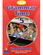 Grammar Time Level 5 Teachers Book New Edition