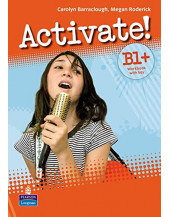 Activate! B1+: Workbook with Key/CD-Rom Pack