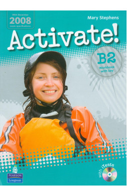 Activate! B2: Workbook with Key