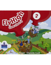 Fly High Level 2 Class CDs 1-3