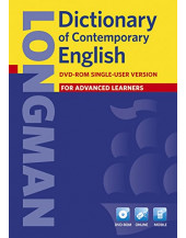 Longman Dictionary of Contemporary English 5 DVD-ROM