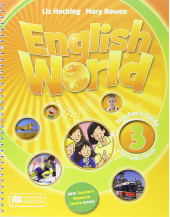 English World 3 Teacher's Guide + eBook Pack