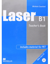 Laser B1 Teacher Book & Test CD Pack