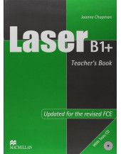 Laser B1+ Teacher book & Tests Cd Pack