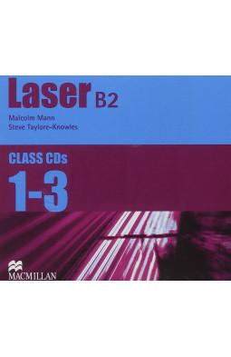 Laser B2: Class Audio CDs