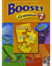 Boost! Grammar: Student Book Level 2