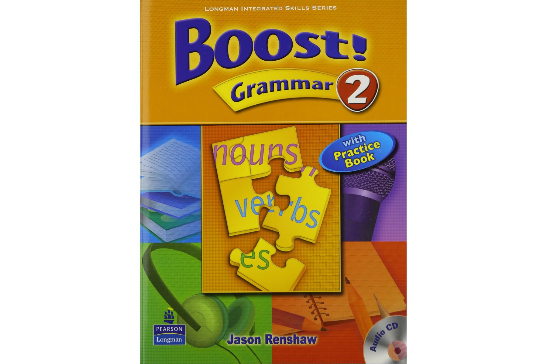 Boost! Grammar: Student Book Level 2
