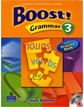 Boost! Grammar: Student Book Level 3