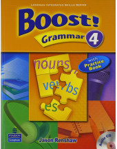 Boost! Grammar: Student Book Level 4