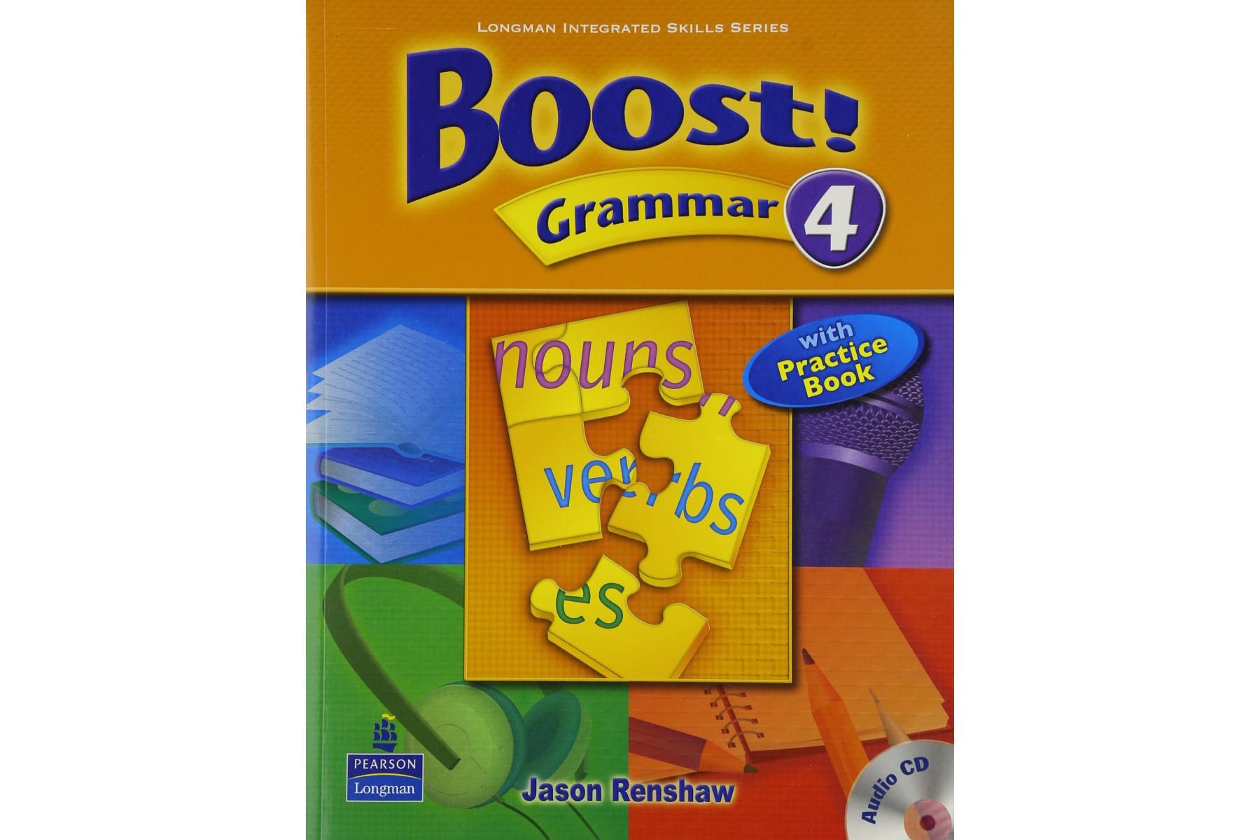 Boost! Grammar: Student Book Level 4