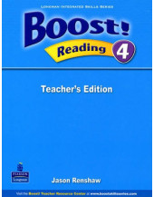Boost! Reading:Teacher's Book Level 4