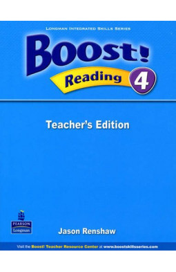 Boost! Reading:Teacher's Book Level 4