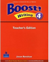 Boost! Writing: Teacher's Book Level 4