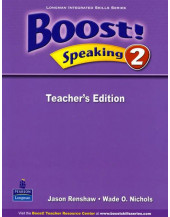 Boost! Speaking: Teacher's Book Level 2
