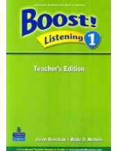 Boost! Listening 1 Teacher's Edition