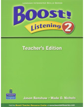 Boost! Listening 2 Teachers Edition