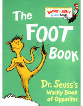 The Foot Book: Blue Back Book (Dr Seuss - Blue Back Book)