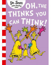 Oh, The Thinks You Can Think! (Dr Seuss - Green Back Book)