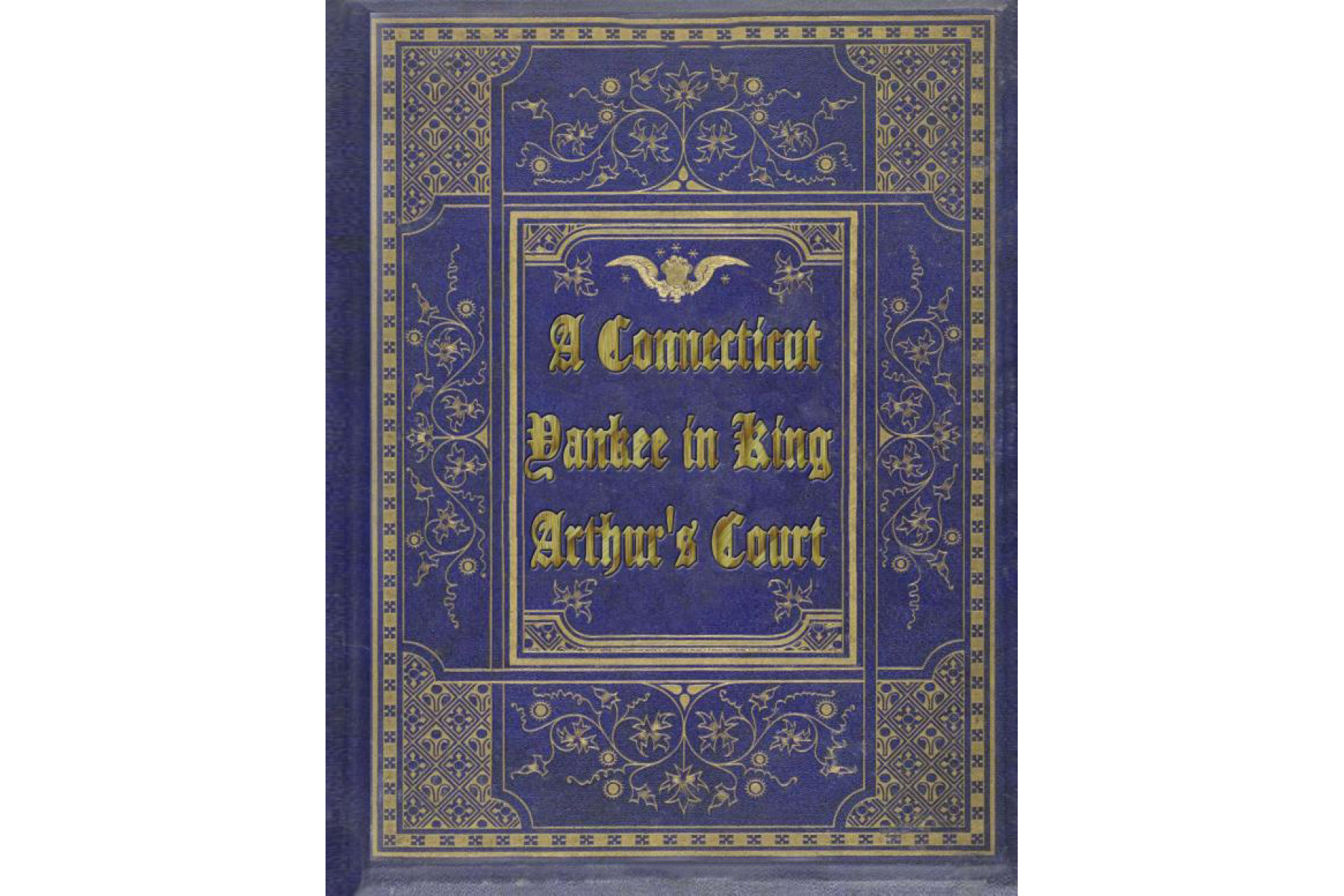 A Connecticut Yankee in King Arthur's Court (Collins Classics)