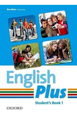 English Plus 1: Student's Book