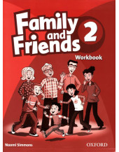 Family and Friends: 2: Workbook