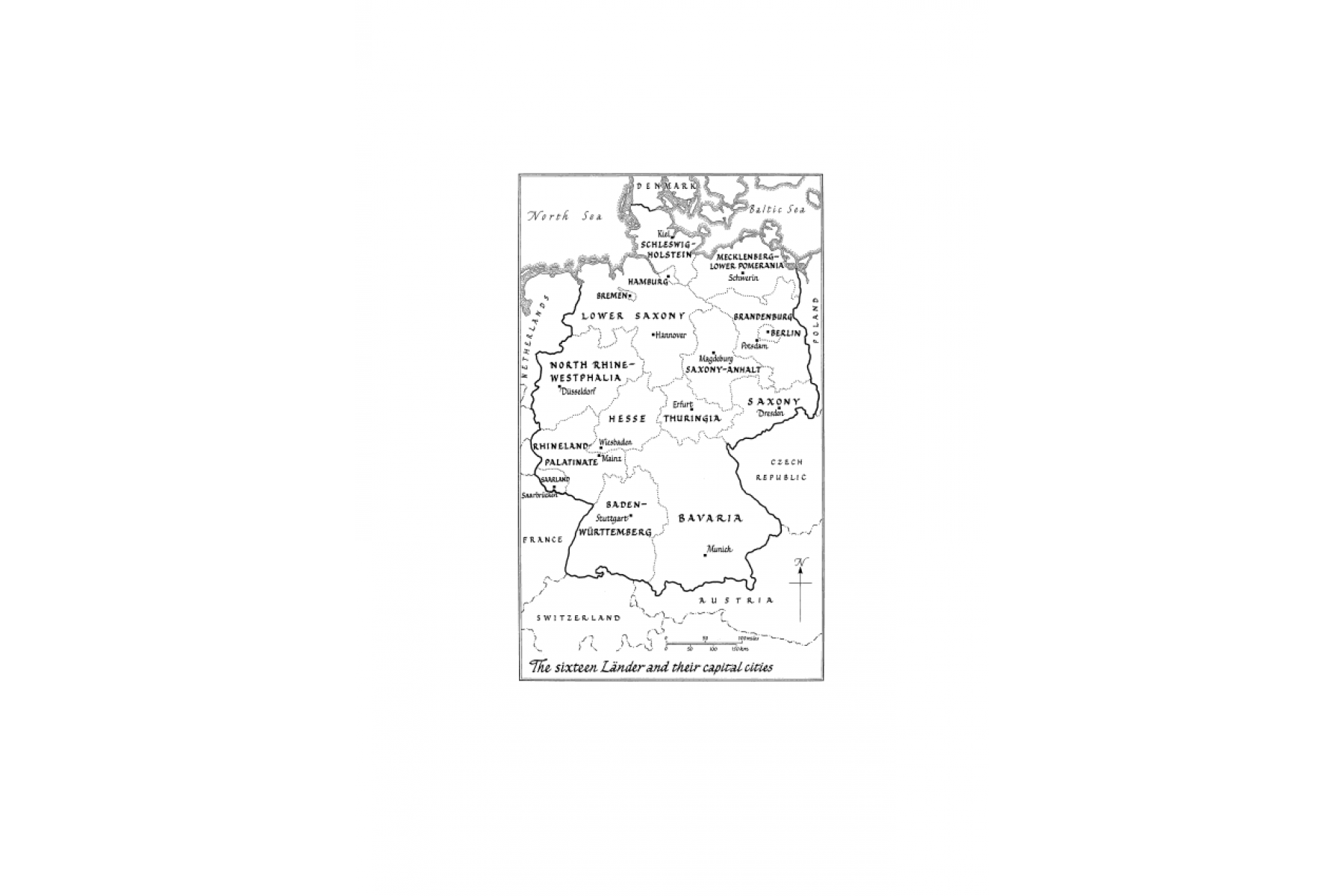 Germania: A Personal History of Germans Ancient and Modern