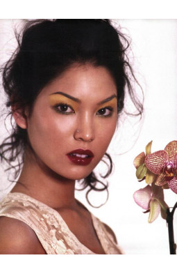 Asian Faces: The Essential Beauty and Makeup Guide for Asian