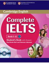 Complete IELTS Bands 5 - 6.5 SB + CD-ROM + Audio CD+ key