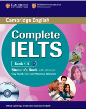 Complete IELTS Bands 4-5 SB + CD-ROM + Audio CD+ key