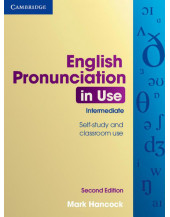 English Pronunciation in Use 2nd Edition Intermediate + Audio CDs + CD-ROM