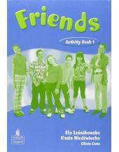 Friends 1 (Global) Activity Book