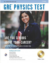 GRE Physics Test [With CDROM]