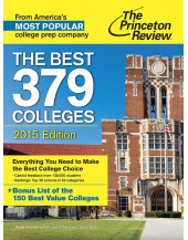Best 378 Colleges: 2015 Edition (College Admissions Guides)