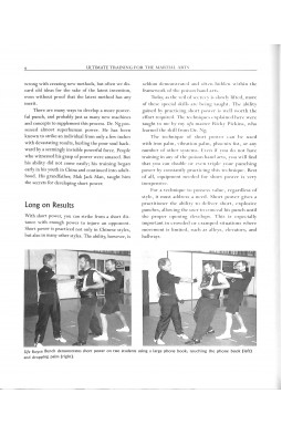 Ultimate Training for the Martial Arts (Inside Kung Fu)