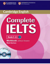 Complete IELTS Bands 5 - 6.5 WB + CD