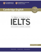 The Official Cambridge Guide to IELTS SB + key + DVD-ROM
