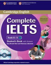 Complete IELTS Bands 6.5-7.5 SB + CD-ROM + Audio CD + key