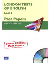 London Tests of English Level 2 with Overprinted Answers