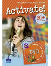 Activate! B1+: Students Book/DVD Pack