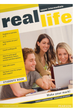 Real Life Global Upper Intermediate Student's Book