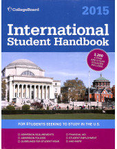 International Student Handbook 2015 (International Studend Handbook of U.S. Colleges)