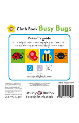 Busy Bugs (My First Books)