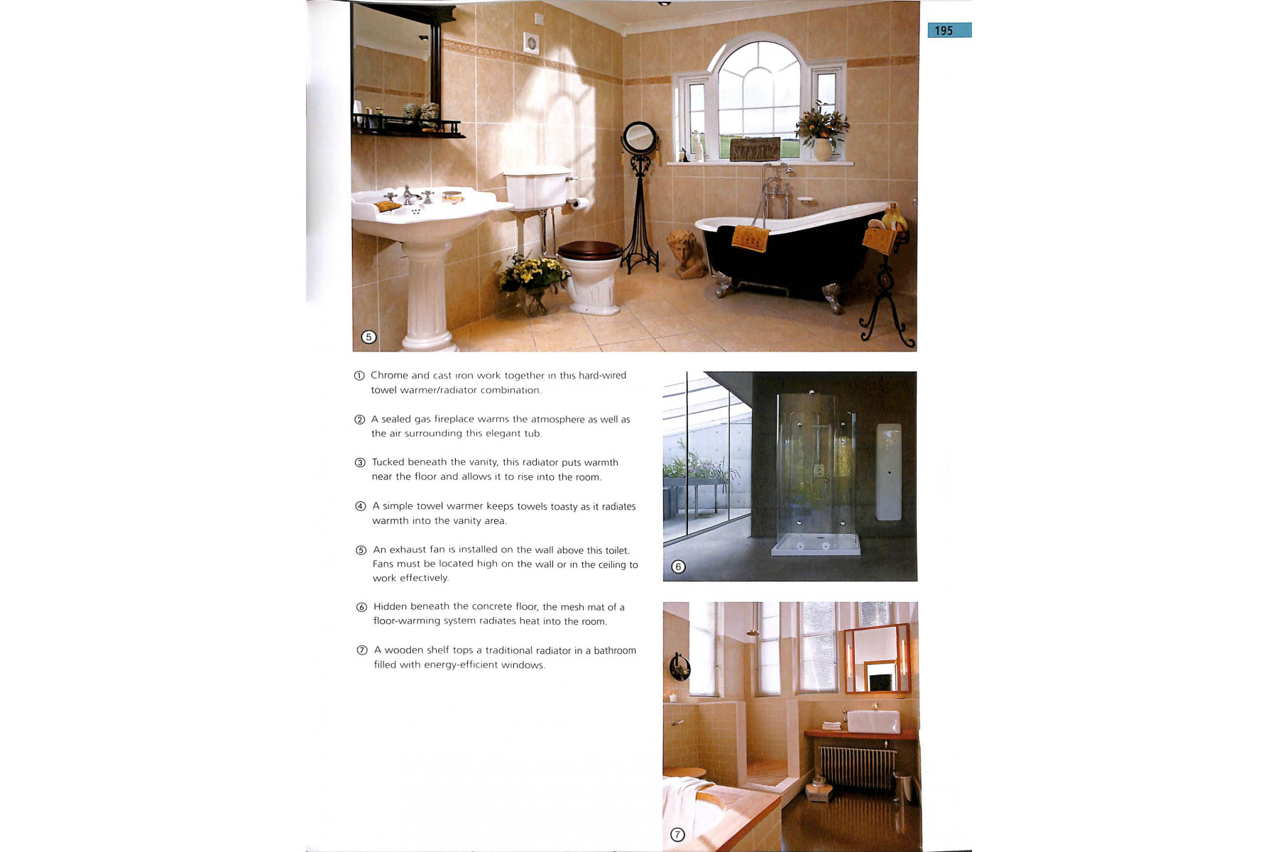1001 Ideas for Bathrooms: The Ultimate Sourcebook