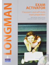 Longman Exam Activator: Classroom and self-study exam preparation